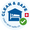 Sicher reisen mit dem Clean and Safel Label